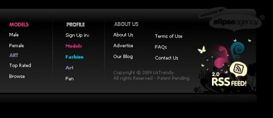 ustrendy 546x236 25 of The Best Footer Design for Websites