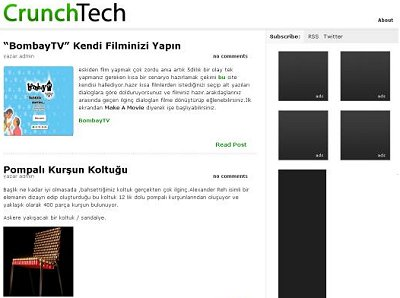 techcrunch 16 Wordpress Theme Clones Based on Popular Websites
