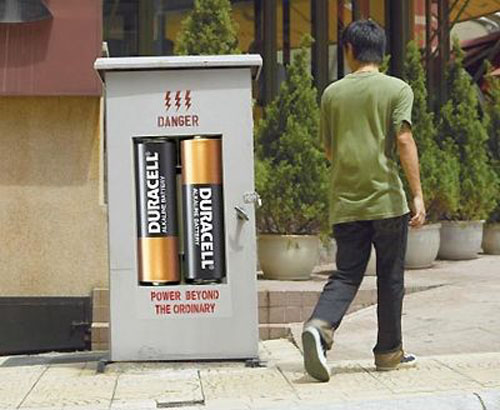 Duracell Danger 21 Creative And Beautiful Advertisements