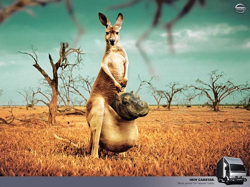 nissan 21 Creative And Beautiful Advertisements