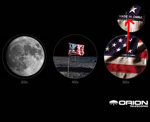 orion telescopes 21 Creative And Beautiful Advertisements