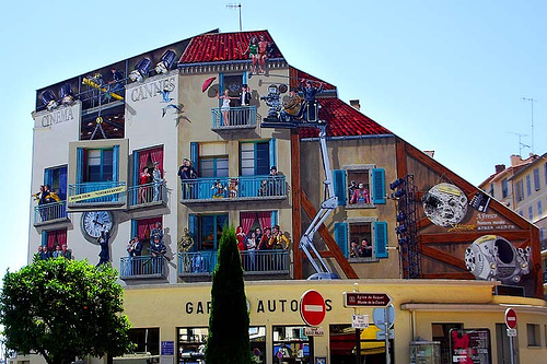 Mess Ville De Lyon