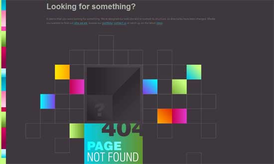 duoh404 99 Creative 404 Error Pages