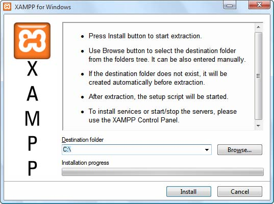 xamp 01 Run Web Server on Your Computer Using XAMPP