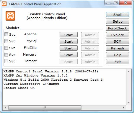 xamp 03 Run Web Server on Your Computer Using XAMPP