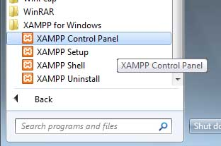 xamp 04 Run Web Server on Your Computer Using XAMPP
