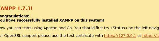 xamp 06 Run Web Server on Your Computer Using XAMPP