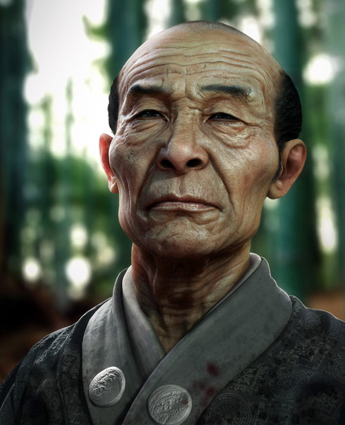 Old Samurai