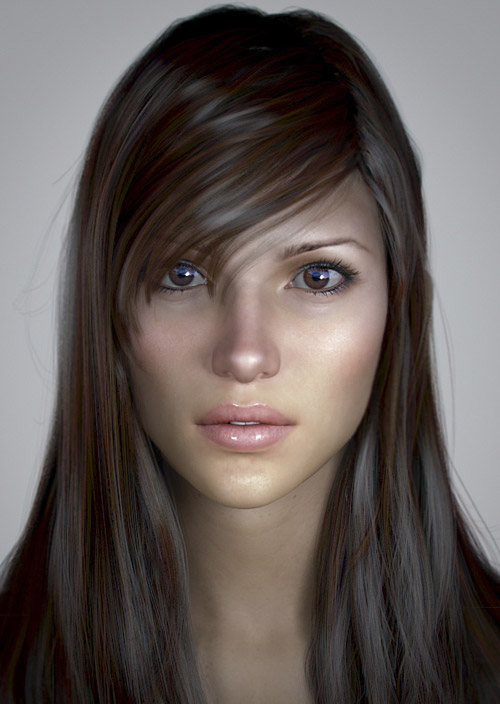 European Girl