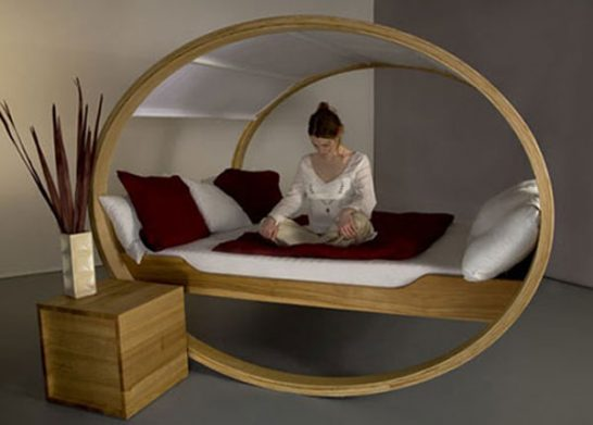 extraordinary and unusual bed designs ideas