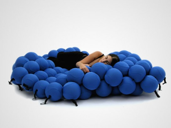 creative beds deluxe 2 546x409 Extraordinary and Unusual Bed Designs Ideas