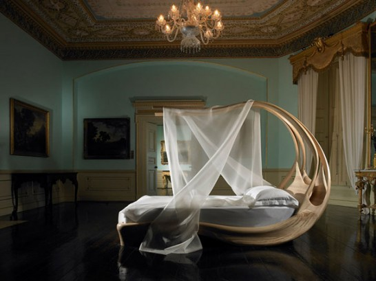 creative beds enignum 1 546x409 Extraordinary and Unusual Bed Designs Ideas