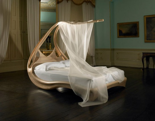 creative beds enignum 2 546x427 Extraordinary and Unusual Bed Designs Ideas