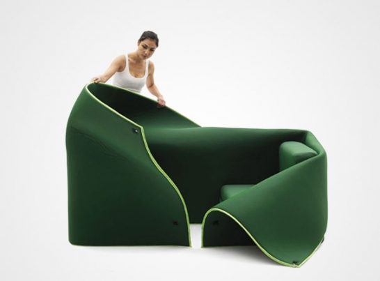 creative beds fold 1 546x403 Extraordinary and Unusual Bed Designs Ideas