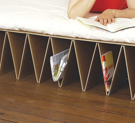 creative beds foldable 2 546x497 Extraordinary and Unusual Bed Designs Ideas