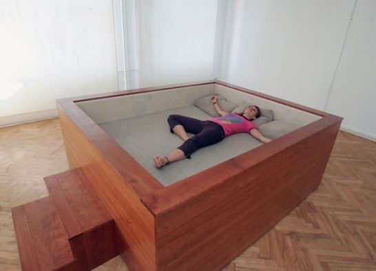 creative beds sauna 1 546x394 Extraordinary and Unusual Bed Designs Ideas