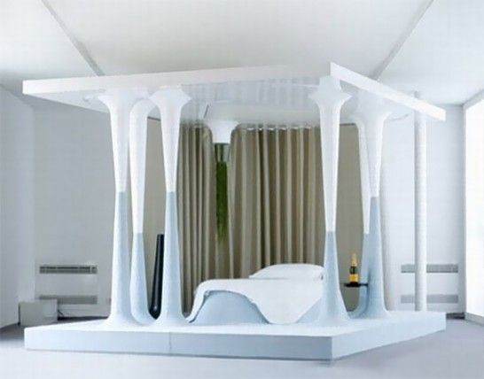 creative beds therapy 1 546x428 Extraordinary and Unusual Bed Designs Ideas
