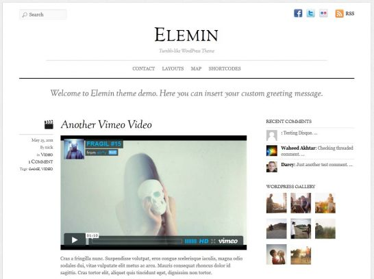 elemin responsive 546x408 22 Free WordPress Themes with Responsive Layout