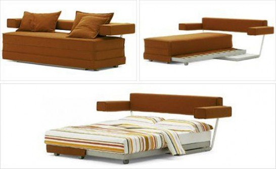 flou book transformer bed sofa 546x335 Extraordinary and Unusual Bed Designs Ideas