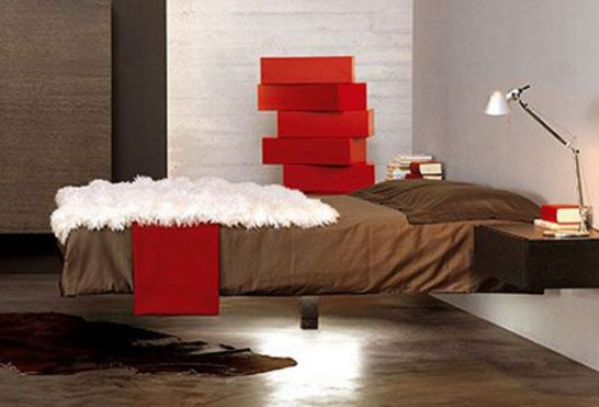 lagostudio bed 546x371 Extraordinary and Unusual Bed Designs Ideas