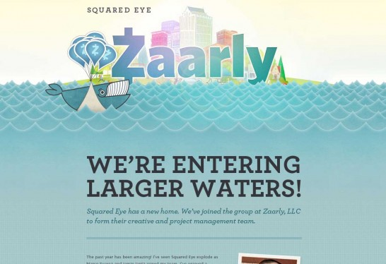 squared eye 546x374 Another 30 Cartoon Style Website Design for Inspirations 