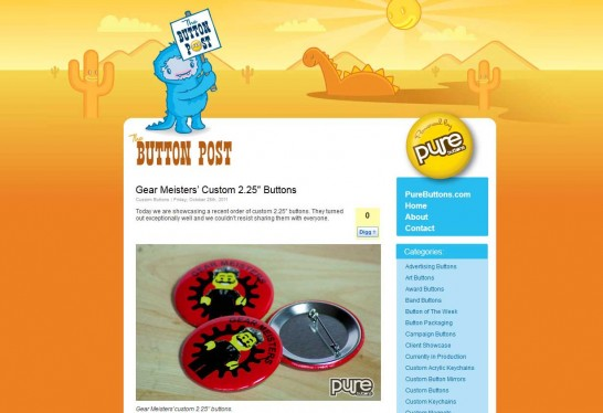 the button post 546x374 36 Cartoon Style Website Design for Inspirations