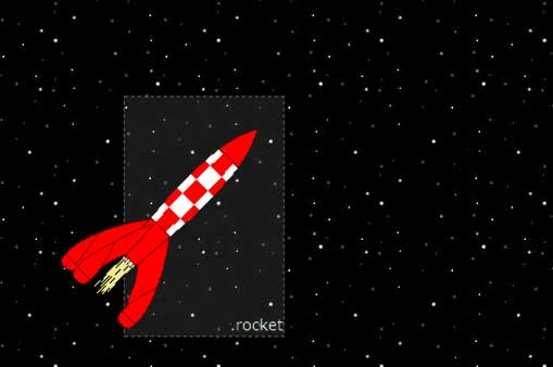 css3 animated rocket 40 Most Inspiring CSS3 Animation Tutorials and Demos