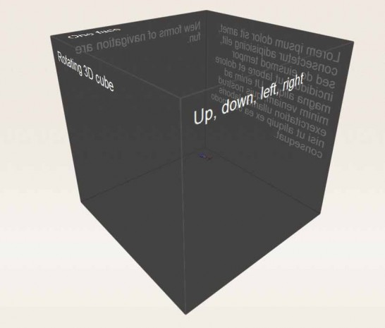 css3 cube 3d 546x465 40 Most Inspiring CSS3 Animation Tutorials and Demos
