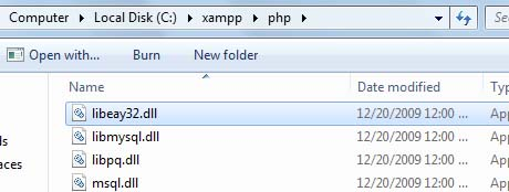 php ldap 01 Enable PHP LDAP Module in XAMPP