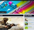Rutherfordiumy Free WordPress Theme