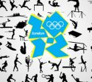 London Olympics Sport Silhouettes Vector Collection