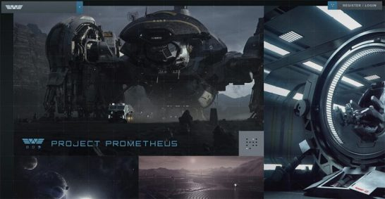 weyland industries 546x283 Monthly Roundup of July 2012