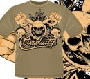 Skull T Shirt Design Vector Free Download