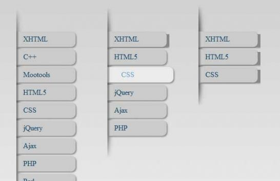 css3 menu no javascript 546x352 Another 43 Most Inspiring CSS3 Animation Tutorials and Demos