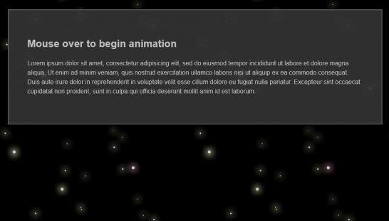 css3 parallax effect 546x311 Another 43 Most Inspiring CSS3 Animation Tutorials and Demos