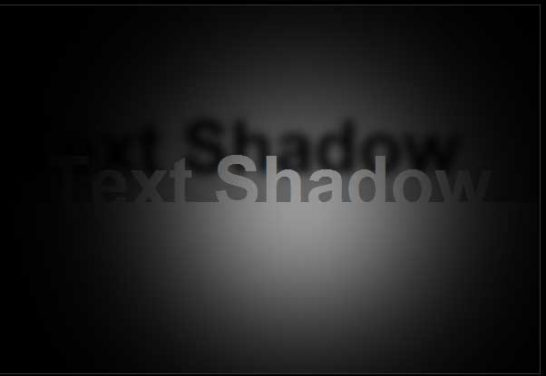 css3 text shadow 546x376 Another 43 Most Inspiring CSS3 Animation Tutorials and Demos