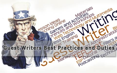 guest writers best practices and duties big Guest Writers Best Practices and Duties