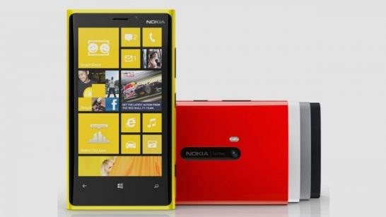 lumia920 546x307 Technology Designed for The Future