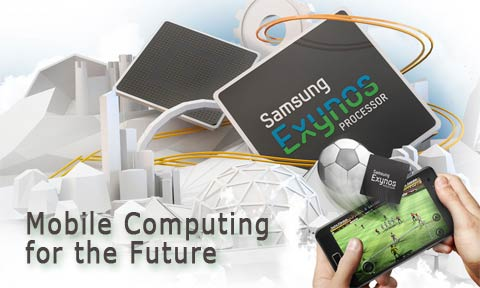 samsung exynos 5 big Samsung Exynos 5 Dual CPU: Mobile Computing for the Future