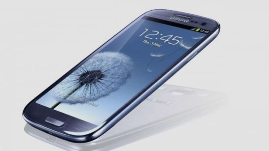 samsung siii 546x307 Technology Designed for The Future
