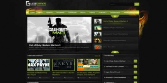 top most joomla game store themes