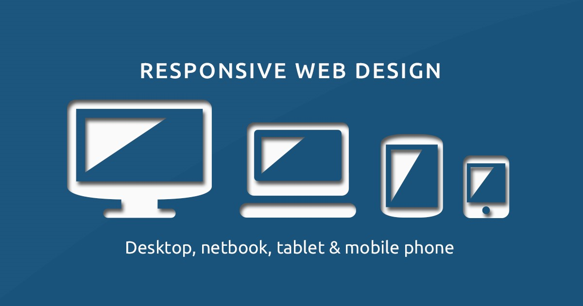 Your next website should be designed responsive