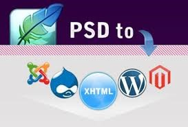 Using PSD conversion service for effective website formation