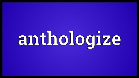 Anthologize