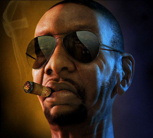 Gangsta Game Character