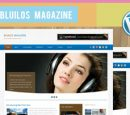 Bluilos Magazine Free WordPress Theme