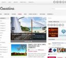 Creativa Free WordPress Theme