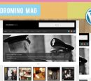 Dromino Mag Free WordPress Theme