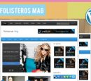 Folisteros Mag Free WordPress Theme