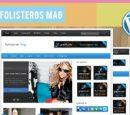 Folisteros Mag Free WordPress Theme